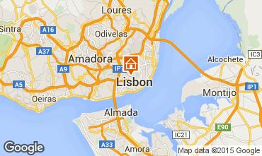Mappa Lisbona Appartamento 91900