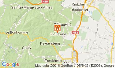 Mappa Riquewihr Appartamento 103935