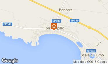 Mappa Torre Lapillo Appartamento 99283