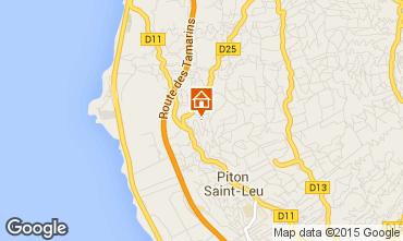 Mappa Saint Leu Monolocale 9985
