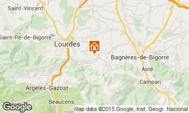 Mappa Lourdes Casa 93988