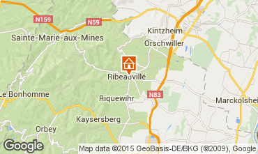 Mappa Ribeauvillé Appartamento 79825