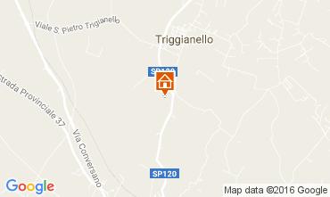 Mappa Polignano a Mare Castello 89049