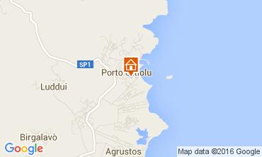 Mappa Porto Ottiolu Appartamento 105210