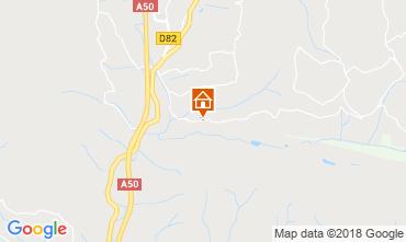 Mappa Le Castellet Appartamento 30584