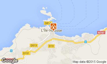 Mappa Isola Rossa Appartamento 82369