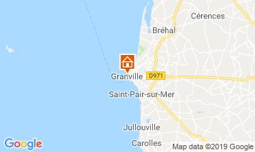 Mappa Granville Casa 118169