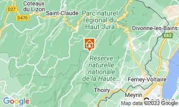 Mappa Les Rousses Appartamento 3730