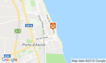 Mappa San Benedetto del Tronto Appartamento 119084