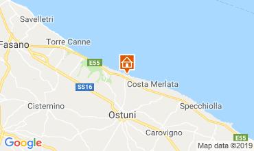 Mappa Ostuni Casa 119954