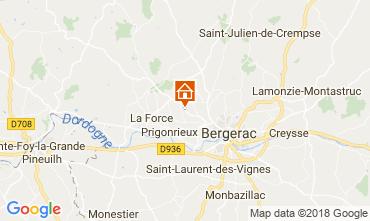 Mappa Bergerac Casa 94254