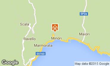 Mappa Minori Appartamento 59380