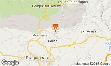 Mappa Draguignan Monolocale 80858