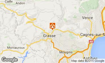 Mappa Grasse Agriturismo 44035