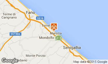 Mappa Marotta Appartamento 87986
