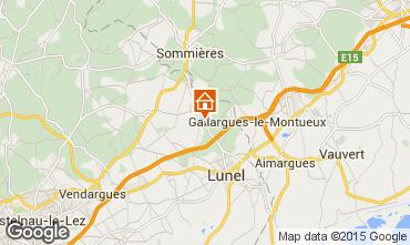 Mappa Montpellier Villa  9203