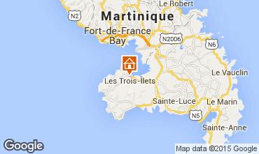 Mappa Trois Ilets Appartamento 63028
