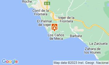 Mappa Los Caños de Meca Villa  107911