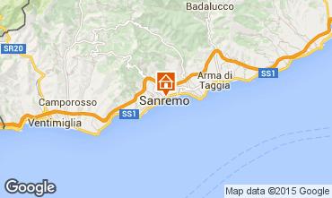 Mappa Sanremo Appartamento 70549