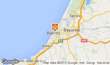 Mappa Biarritz Appartamento 92285