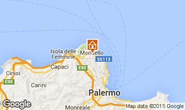 Mappa Mondello Monolocale 101960