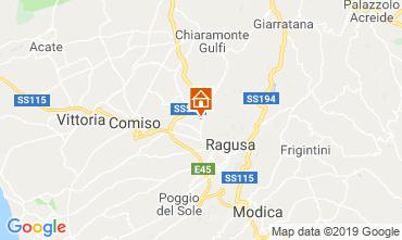 Mappa Ragusa Villa  118904
