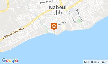 Mappa Nabeul Bungalow 25078