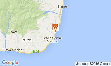 Mappa Bruzzano Zeffirio Appartamento 69409