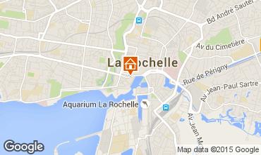 Mappa La Rochelle Appartamento 84130