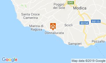 Mappa Donnalucata Appartamento 113933