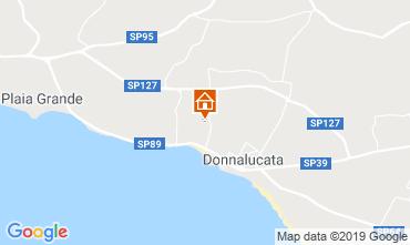 Mappa Marina di Ragusa Appartamento 113933