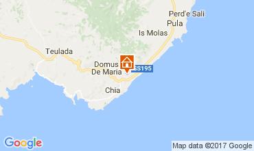Mappa Pula Villa  110122