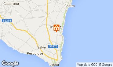 Mappa Santa Maria di Leuca Appartamento 99560