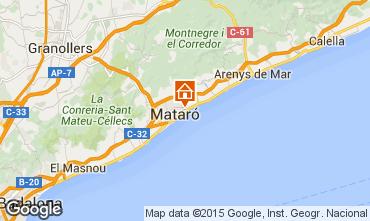Mappa Barcellona Appartamento 75979