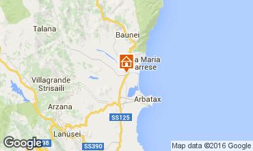 Mappa Lotzorai Appartamento 84147