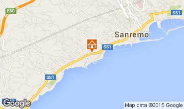 Mappa Sanremo Appartamento 100261
