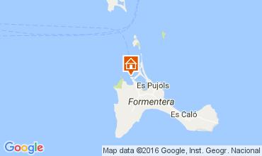 Mappa Formentera Appartamento 106437