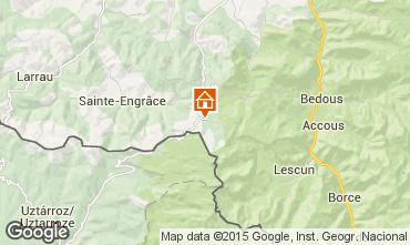 Mappa Arette La Pierre Saint Martin Monolocale 3965