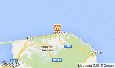 Mappa Peschici Appartamento 89546