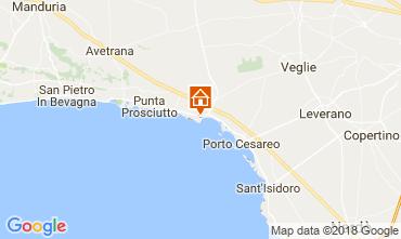 Mappa Torre Lapillo Appartamento 113146