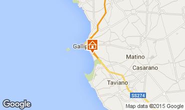 Mappa Gallipoli Appartamento 61916