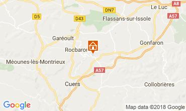 Mappa Puget-Ville Casa 82799