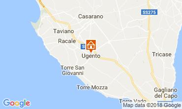 Mappa Ugento - Torre San Giovanni Appartamento 114970