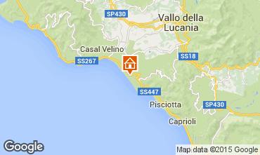 Mappa Ascea Appartamento 90129