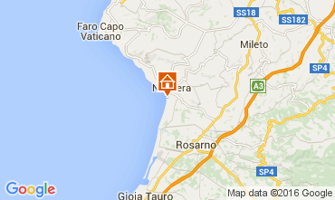 Mappa Nicotera Appartamento 46815