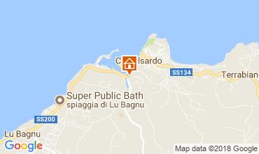 Mappa Castelsardo Appartamento 115440