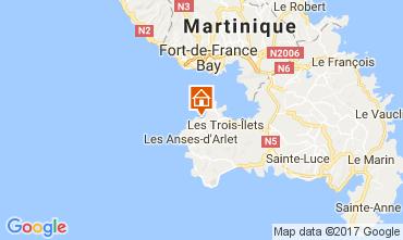 Mappa Trois Ilets Monolocale 111190