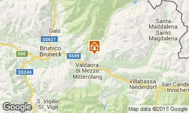 Mappa Kronplatz  - Plan de Corones Appartamento 26535