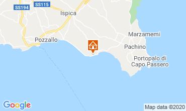 Mappa Pozzallo Villa  117240