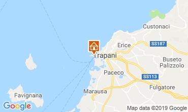 Mappa Trapani Casa 45733